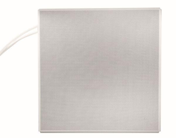 Nuovo sistema radiante a soffitto ispezionabile di Rehau