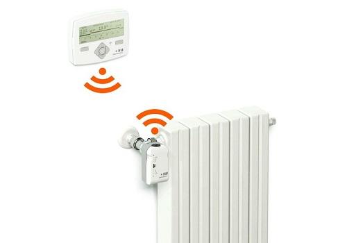 Sistema di termoregolazione wireless
