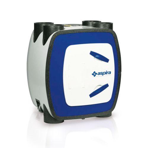 VMC Fantini: Aspircomfort adatta ad ambienti fino a 240 mq