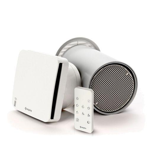 Ecocomfort VMC con recupero di calore di Fantini per il residenziale