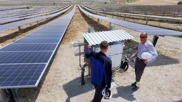Inverter di stringa PVS-175 di ABB per il nuovo parco fotovoltaico di Naro