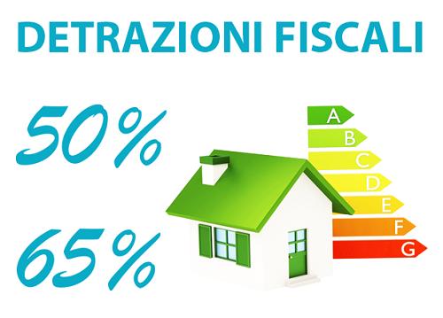 Ristrutturazione edilizia e detrazioni fiscali del 65% e 50