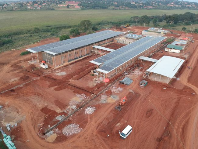 L'individuo al centro della progettazione del nuovo ospedale di Emergency in Uganda