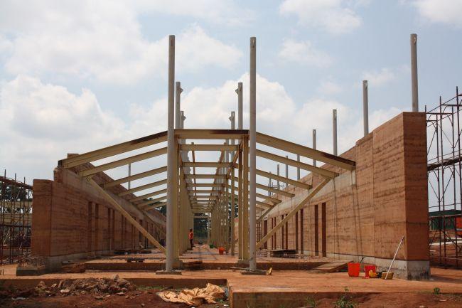Nuovo ospedale chirurgico pediatrico di Energency in Uganda