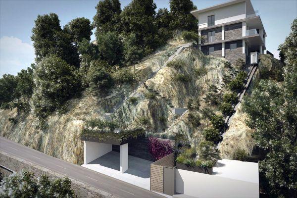 RoverBlok per una villa in classe A+ a Torbole sul Garda