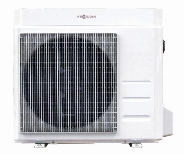 Pompa di calore Vitocal 100-A di Viessmann