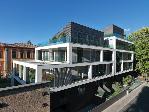 Casa del parco a Fidenza: Comfort e efficienza con le soluzioni per il verde estensivo Leca