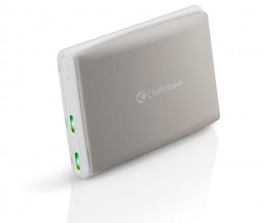 Pompa di calore chaffoteaux: Light Gateway che permette il controllo a distanza di consumi