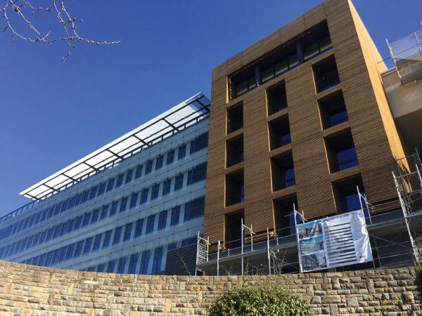 Un intervento di deep retrofitting per l'headquarters Allianz a Trieste firmato Lombardini22