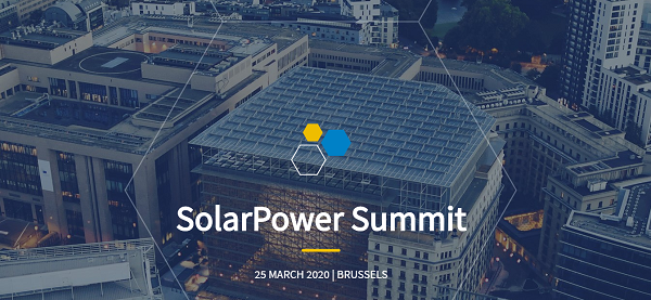 Solar Summit Bruxelles