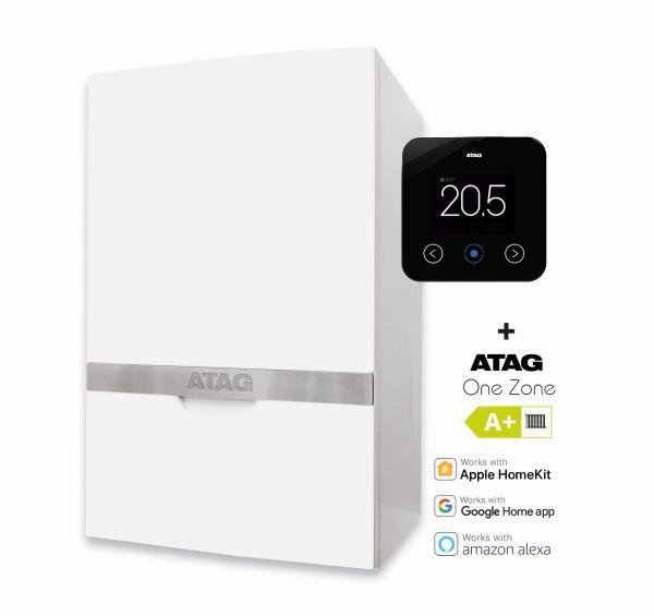 ATAG iZone, caldaia a condensazione connessa e intelligente