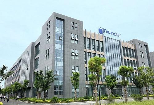 Stabilimento produttivo FuturaSun, Taizhou, Cina
