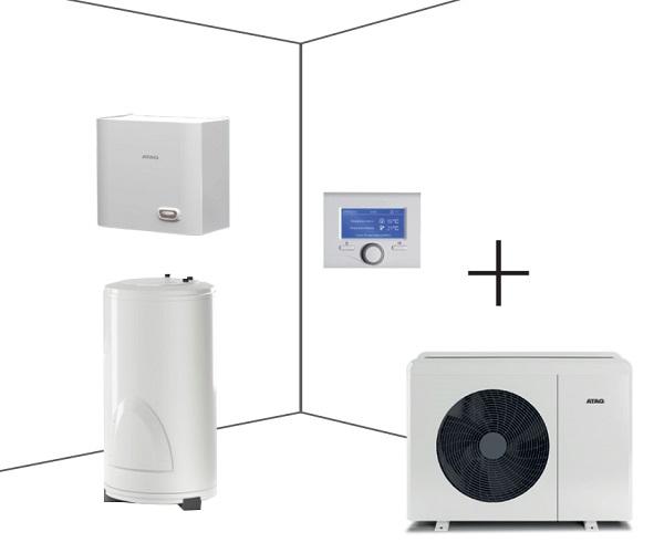 Pompa di calore Energion-M Plus CBS