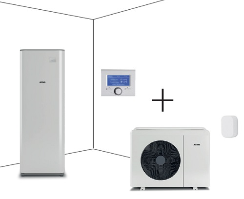 Pompa di calore Energion-M Compact