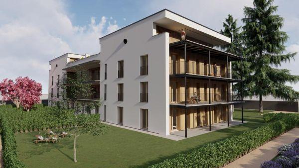 Villa Feloy di Como: complesso residenziale in classe A raffinato e smart
