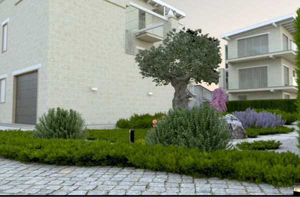 Casali green a Matera: Lusso ed ecosostenibilità nel rispetto del paesaggio