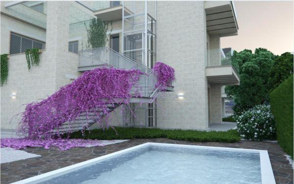 Casali Nzeb a Matera con piscina