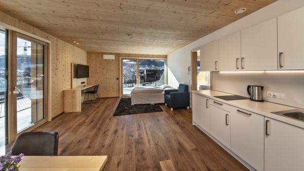 residence nives a Bressanone, progetto sostenibile e ad alta efficienza