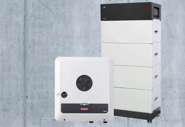 Inverter ibrido GEN24 Plus, soluzione all-in-one per l'autosufficienza solare