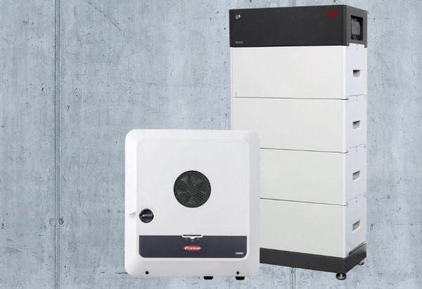 GEN24 Plus: progettazione, storage e backup
