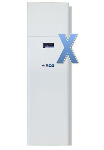 Pompa di calore Floor X di RDZ, minimo ingombro e massima efficienza