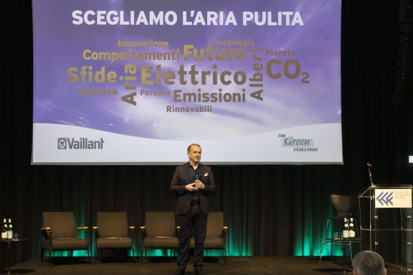 Vaillant Italia sceglie l'aria pulita
