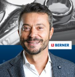 Antonio Zuffellato, Direttore Marketing di Berner Italia