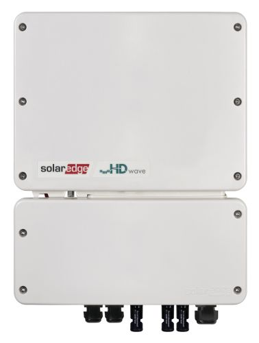 Solaredge: inverter monofase Storedge con tecnologia HD-Wave