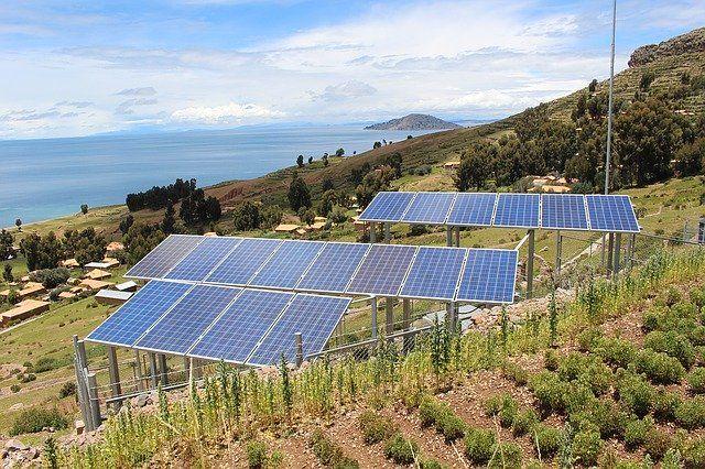 Impianto fotovoltaico e agricoltura