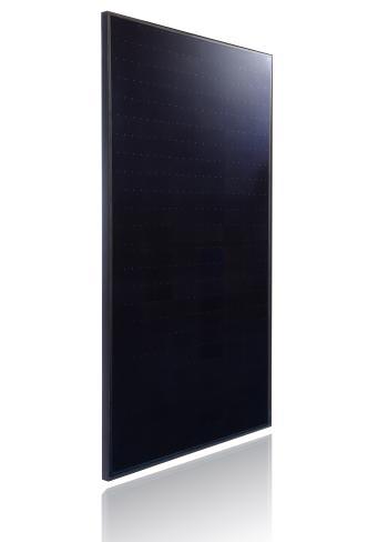 Zebra nuovo modulo fotovoltaico di futurasun nella versione total black