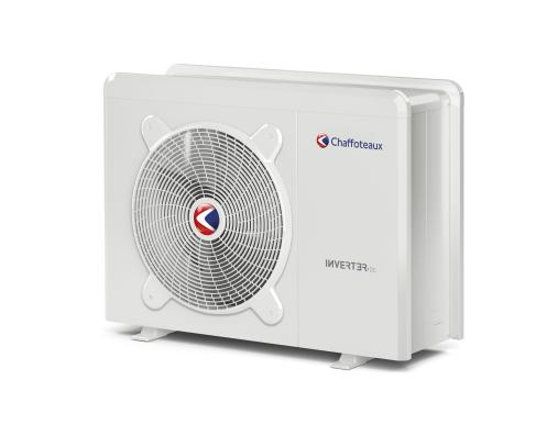 Nuova pompa di calore universale ChaffoteauxconArianext M Hybrid Universal Link, Unità esterna