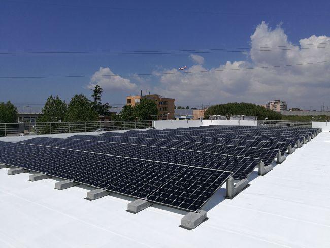 Sun Ballast, accessori per il fotovoltaico