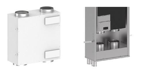 Unità di trattamento aria SMALL e EXT