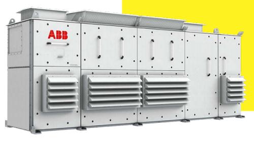 Inverter PVS980-58 5 MVA