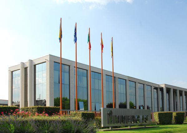Sede dell'azienda Immergas