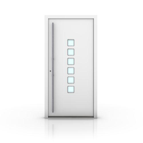 Internorm presenta thermo portal portoncino termoisolante - Internorm prezzi ...