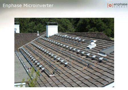 Schema elettrico fotovoltaico microinverter
