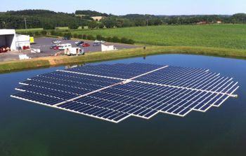 Pannelli Fotovoltaici Raffreddati Ad Acqua.Ftcc Fotovoltaico Galleggiante