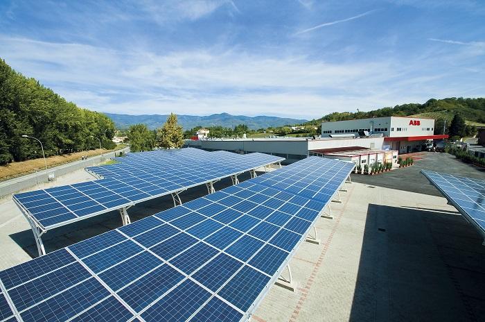 Soluzioni fotovoltaiche ABB