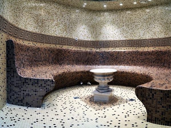 Bagno turco in eps - Coibentazione bagno turco ...