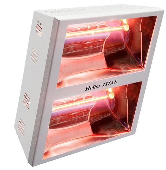 riscaldatori HELIOS RADIANT IRK mod. TITANV2