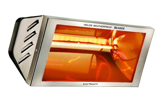 riscaldatori HELIOS RADIANT IRK mod.EH2000W2SS