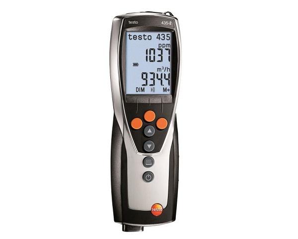 Testo 435-4, per il controllo della qualità dell'aria