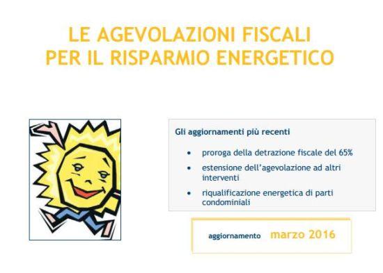 Guida per le detrazioni fiscali per il risparmio energetico for Detrazioni fiscali 2017 agenzia delle entrate