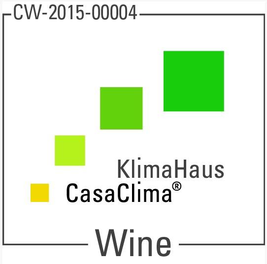 Certificazione CasaClima Wine