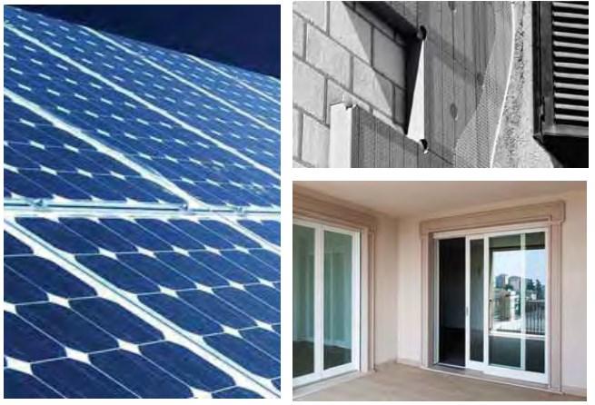 riqualificazione energetica dell'edificio