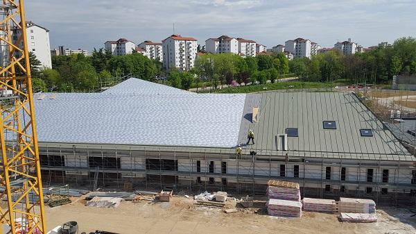 Momento di costruzione delle coperture