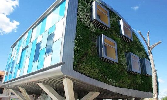 CSI-IDEA Building, un edificio NZEB