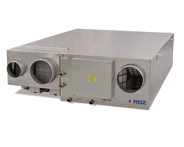 RDZ_UC360, unità per il rinnovo dell'aria e la deumidificazione