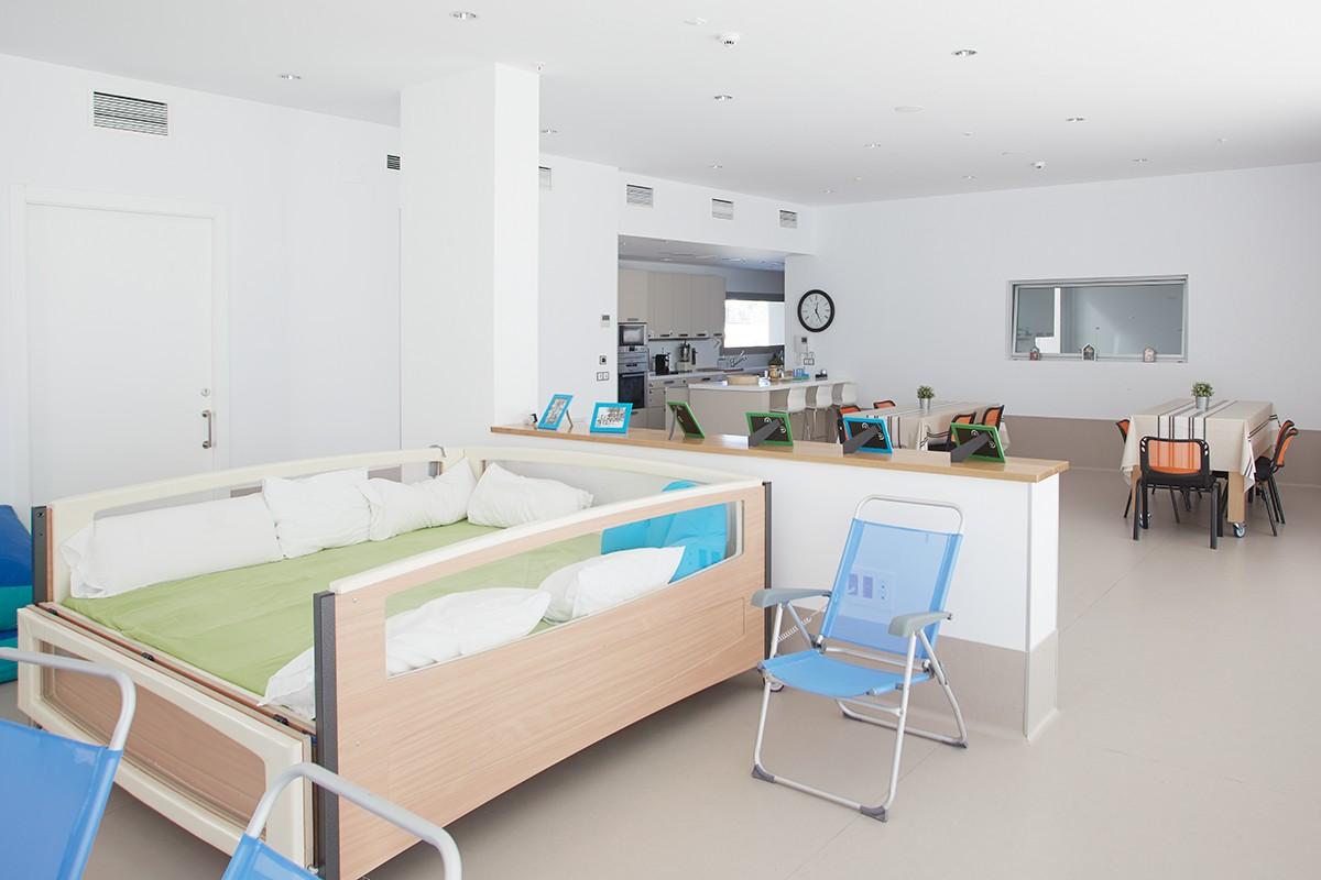 sala terapeutica